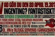 Inbjudningskort - Svenska Standardbolag