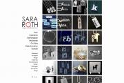 Hemsida & Logotyp - Sara O. Roth