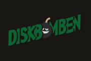 Logotyp - Diskbomben