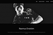 Hemsida - Rasmus Enström (RE7.se)